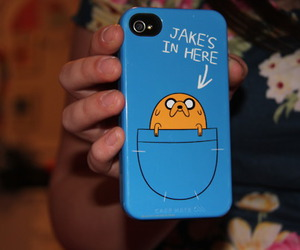 adventure time, case, and JAKe image