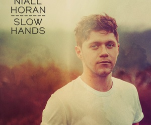 niall horan, slow hands, and one direction image