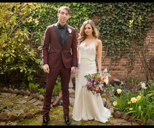 alex gaskarth, wedding, and all time low image