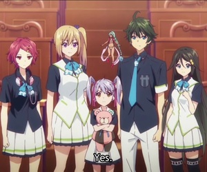 Action, mai, and musaigen no phantom world image