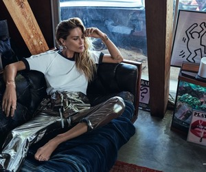 Erin Wasson, jewelry, and keith haring image