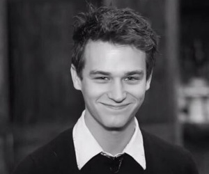 black and white, cute, and brandon flynn image
