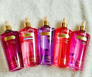 body spray, photography, and Victoria's Secret image