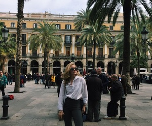 Barcelona, city, and clothes image
