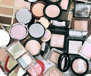 makeup, zoella, and sugg image