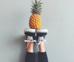 photo, pineapple, and photography image