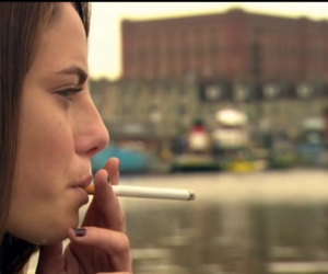Effy, cigarette, and smoke image