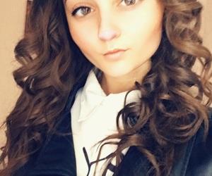 brown, cute, and snapchatfilter image