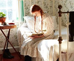 anne shirley and red hair image