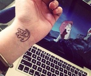 tattoo, disney, and simba image