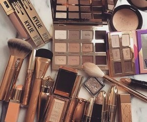 belleza, maquillaje, and colores image