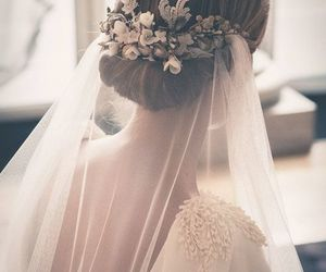 wedding and hair image