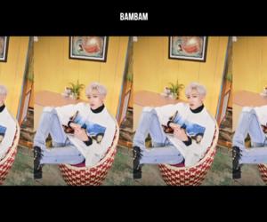 bambam, got7, and kpop image