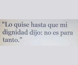 dignidad and frases image