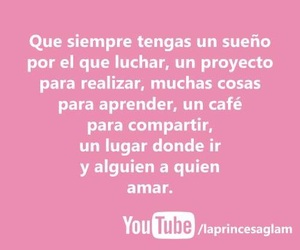 amor, cafe, and frases image