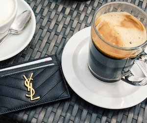 accessories, black, and coffee image