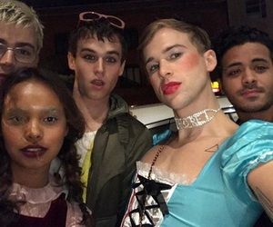 13 reasons why, miles heizer, and christian navarro image