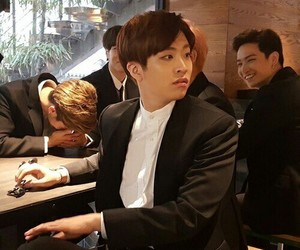 got7, kpop, and youngjae image