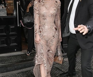 fashion, kylie jenner, and met gala image