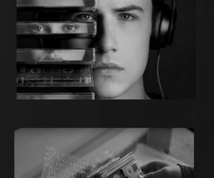 wallpapers, 13 reasons why, and dylan minnette image