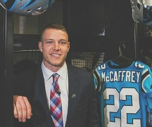 NFL, rb, and christian mccaffrey image