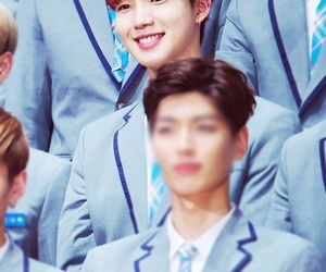 youngmin and produce 101 image