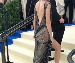 kendall jenner and met gala 2017 image