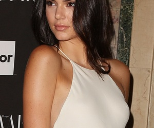 beauty, Kendall, and jenner image