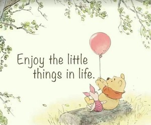 life, quotes, and winnie the pooh image