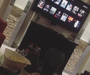 hot dogs, movie, and netflix image