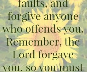 forgive and forhiven image