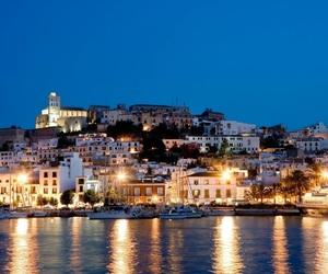 ibiza, beautiful, and city image