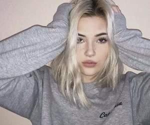beautiful, girls, and sadgirl image