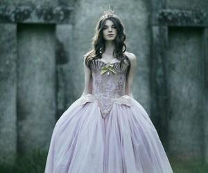 dress, princess, and fantasy image