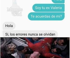 memes, valeria, and memes en español image