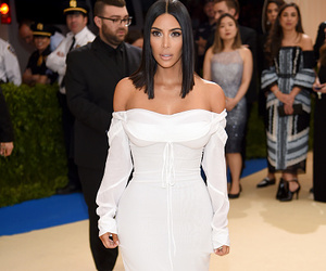 fashion, kim kardashian, and met gala 2017 image