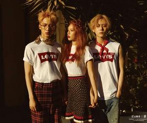 kpop, hyuna, and triple h image
