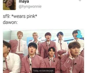 sf9, funny, and kpop image