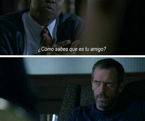amigos, dr house, and house image