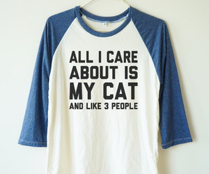 etsy, fashion blogger, and funny cat image