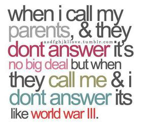 parents, true, and quotes image