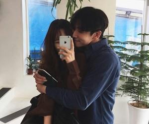couple, ulzzang, and tumblr image