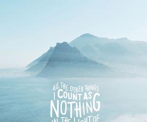 faith and mountains image