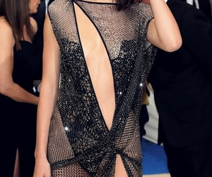 kendall jenner, style, and met gala image