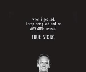 awesome, true story, and how i met your mother image