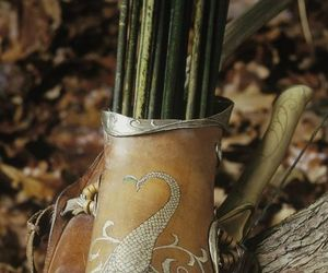 arrows, Legolas, and bow image
