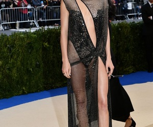 dress, MET, and kendall jenner image