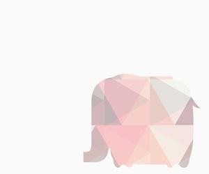 elephant, shape, and cute image