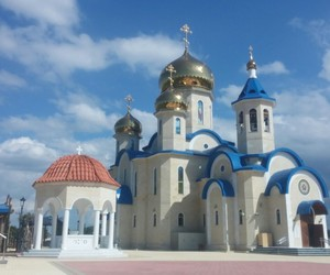 beauty, church, and golden image