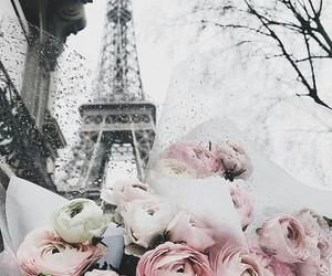 fashion, paris, and places image